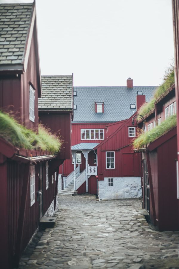 Tingaes - Færøerne