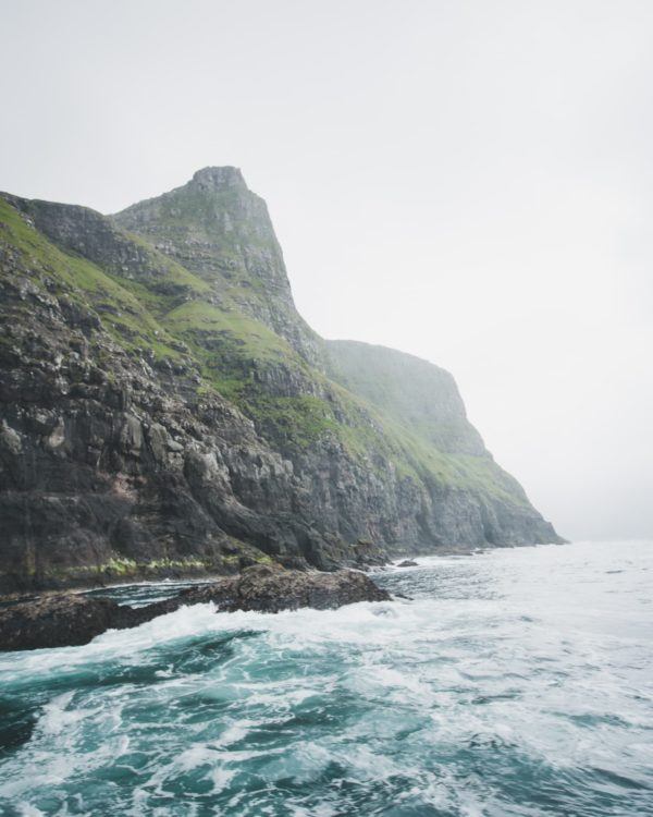 Vestmannabjergene