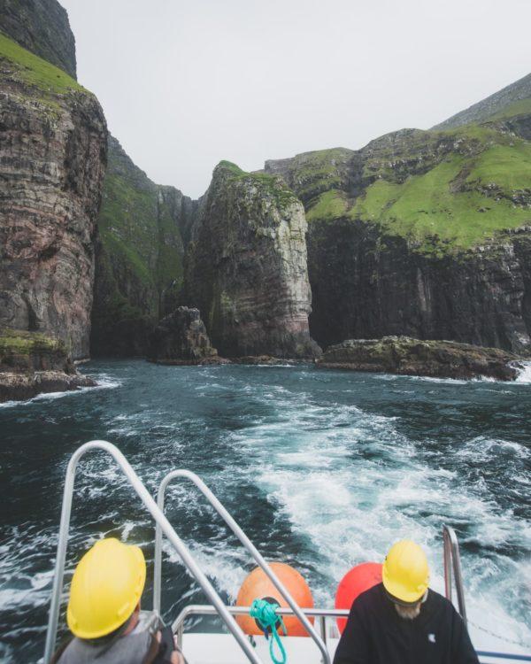 Vestmannabjergene - Bird cliffs - Faroe Islands